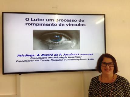 Minha aula em Português