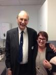 Dr. Colin Parkes e Eu