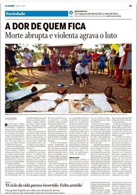Entrevista Jornal OGlobo